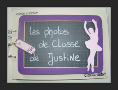 Album photos de classe « danseuse »