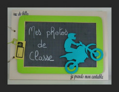 Album photo de classe « Motard »