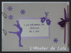 album photos de classe « patineuse »