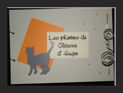 Album photos de classe « petit chat »